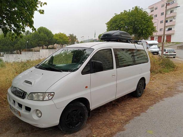 Hyundai h1 9 lugares sem garantia