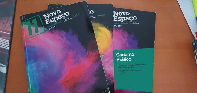 Novo Espaço - Manual de Matemática A - 11º ano