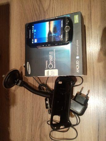 Telefon Samsung Omnia II GT-I8000 uchwyt
