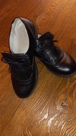 Туфли осенние, размер 33