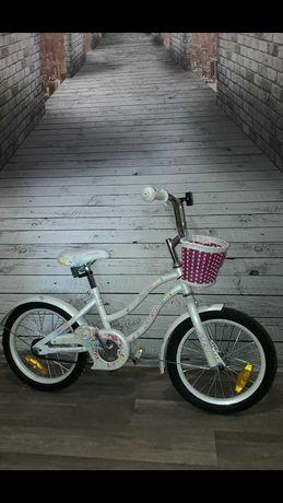 Велосипед Stern 16 дюймов. Корзинка на руль в подарок