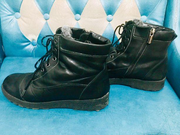 Подростковые зимние ботинки Braska, 38 размер