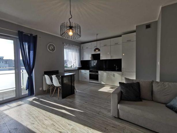 Mieszkanie 2 pokoje 47 m2, miejsce parkingowe, Luboń