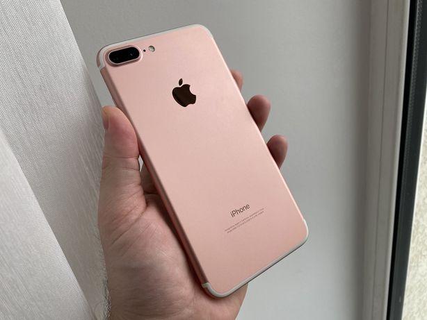iPhone 7 Plus 256gb Rose Gold Neverlock #i175