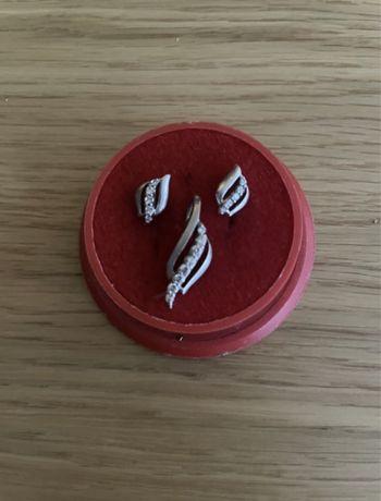 Apart srebrna bizuteria - 4 komplety