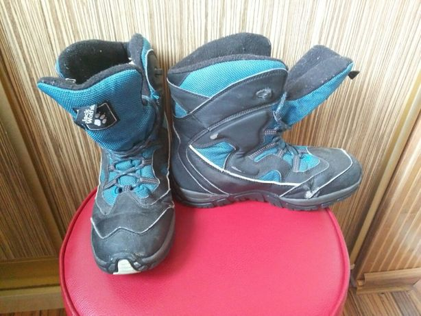 Ботинки jack volfskin 36 оригинал 235мм бу