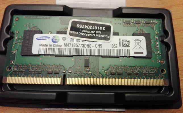 Sprzedam używaną pamięć Samsung 4GB (2x2GB).