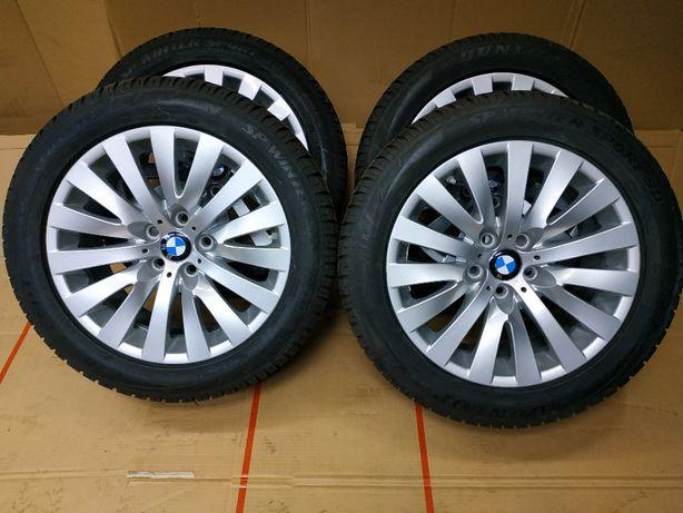 Koła 18'' BMW GT 245/50/18 Czujniki 5GT 7 F01 F02 F07