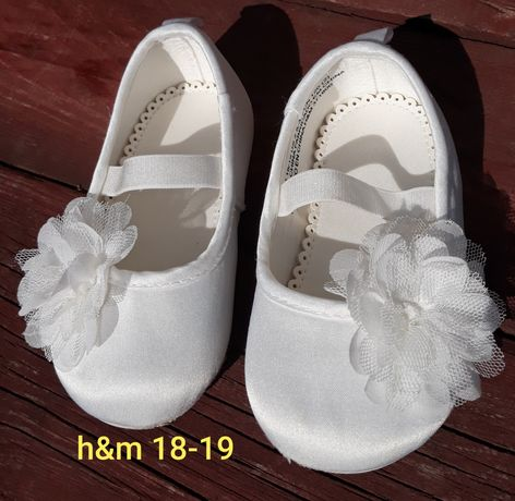 Butki dla dziewczynki H&M 18-19