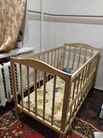 Ліжко дитяче для дитини 0-3 років