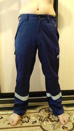 Спецодежда, штаны рабочие роба 48 размер M рост 174-178 см
