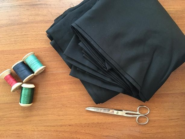 ткань натуральная для рубашек и платья
