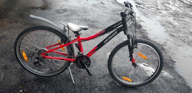 Rower Specialized Hotrock Shimano Rst koła 24