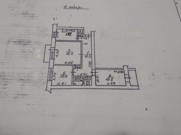 Трехкомнатная квартира с ремонтом на 8 ст.Большого Фонтана. 1L21
