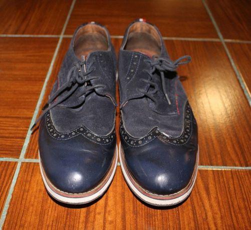 Sapatos Azuis, número 43