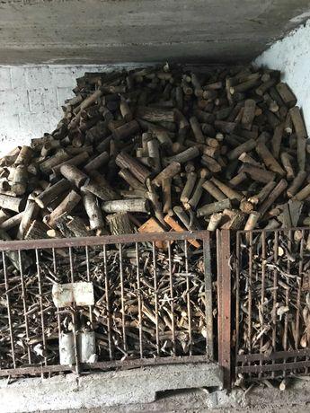 Drewno opałowe liściastych