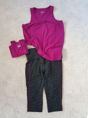 Spodnie i koszulki ciążowe 42/44