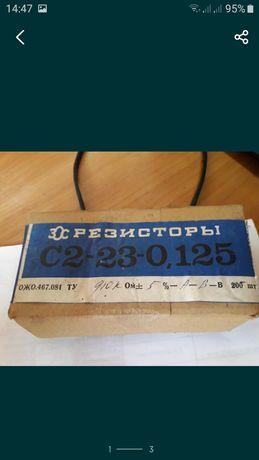 С2-23-0,125 910КОм резистор