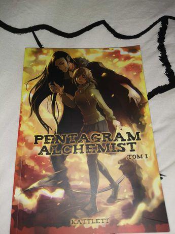 Manga Pentagram Alchemist