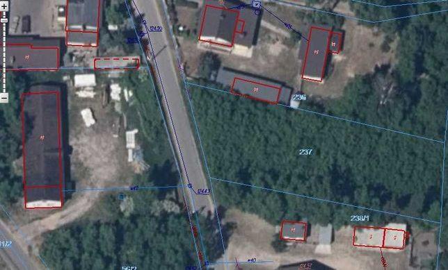 Działka budowlana ziemia rolna do zabudowy mieszkaniowej rekreacyjnej