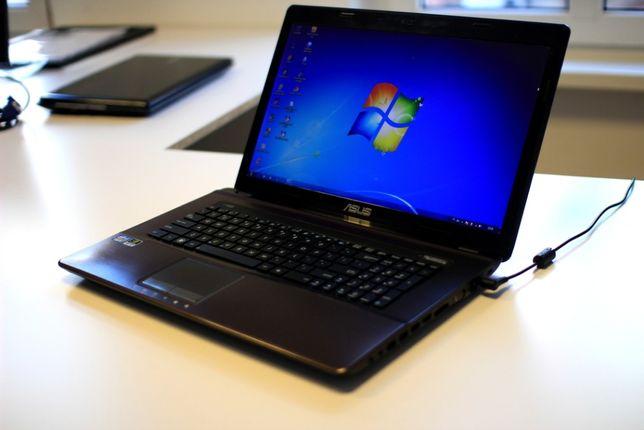 Laptop Do Gier Asus X53s Intel i5 Karta Graficzna Dedykowana Gwarancja