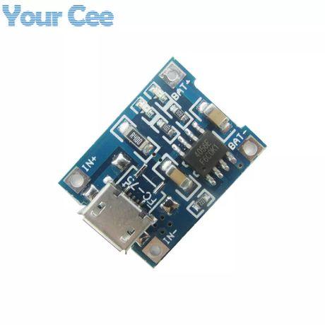 Контроллер заряда Li-On 18650 и прочих аккумуляторов