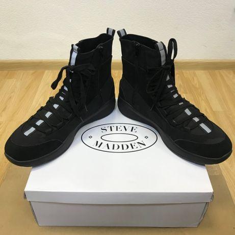 Ботинки STEVE MADDEN Concealed Black