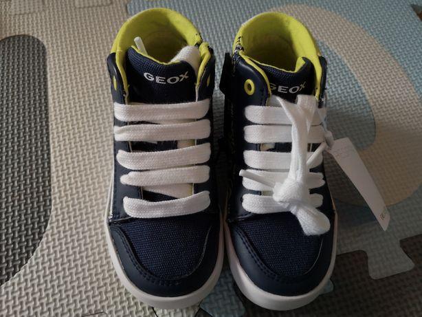 Buty dziecięce geox sneakersy rozmiar 24. Nowe
