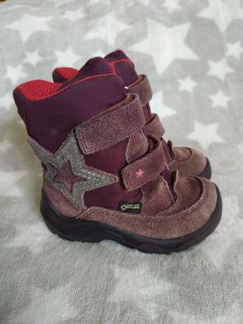 Зимние ботинки ECCO 23р. ессо сапоги