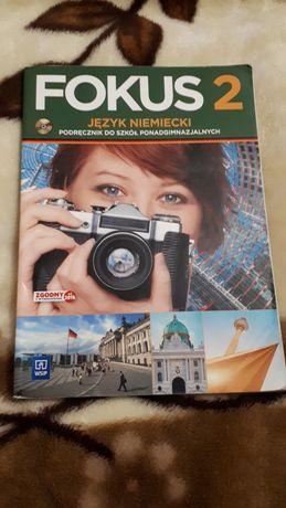 Podręcznik do języka niemieckiego FOKUS 2