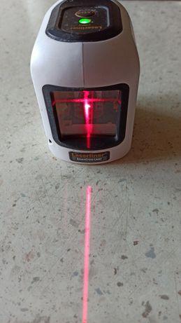 Laser krzyżowy poziomica