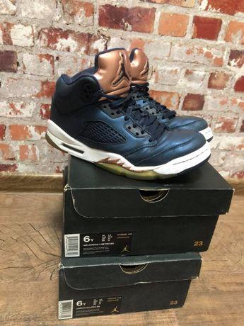 Air Jordan 5 Retro bg 38.5