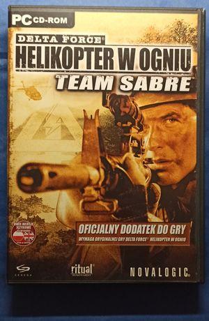 Delta Force Helikopter w ogniu Team Sabre