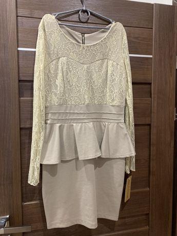Нова сукня Італія S/M. Плаття. Платье.