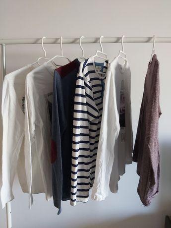 Bluzki chłopiec Zara H&M rozmiar 152  164