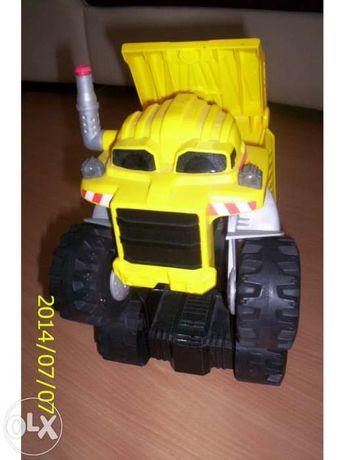 Camião Robot Falante Espanhol