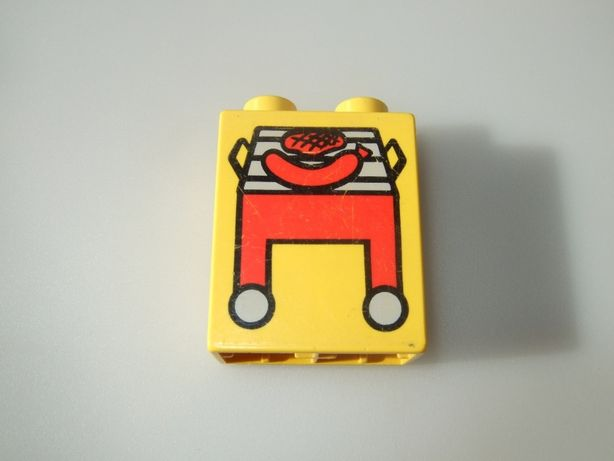 Lego Duplo klocek Grill