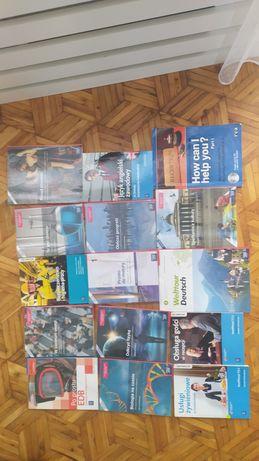 Książki *szkoła średnia, hotelarstwo*