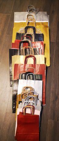 Sacos de papel para presentes