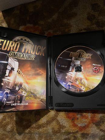 Euro truck simulator 2 pc battlefield 2pc