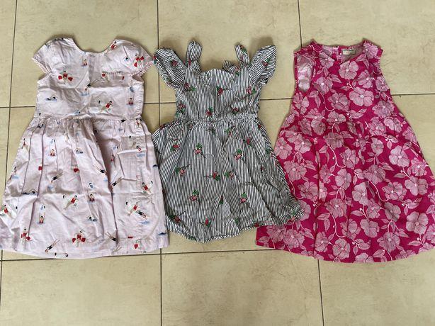 Платья вещи гардероб на девочку 6-7 лет (122-128)