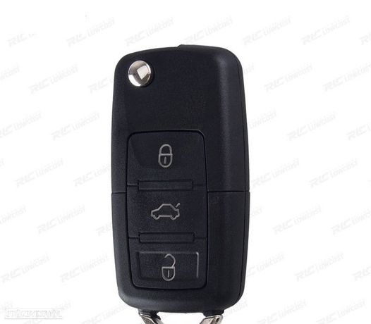 CHAVES COMPLETA VOLKSWAGEN SHARAN (95-05) / PASSAT (02-05) / POLO (02-09) / CADDY (04-11) / EOS (06