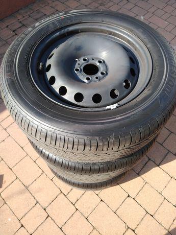 Opony letnie Bridgestone Ecopia Ep150 + felgi