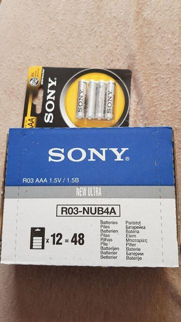 Baterie Sony AAA