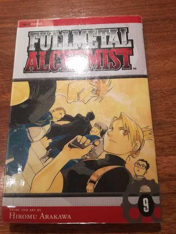 Fullmetal Alchemist Vol. 9 - ENG