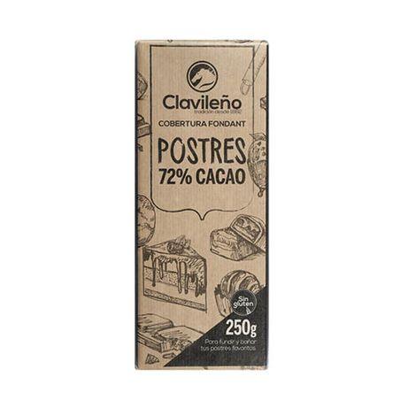 Шоколад Clavileno Posters 250гр (72% какао)