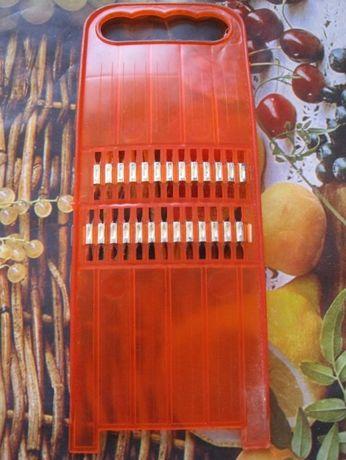Терки для корейской морковки, швейцарской кухни