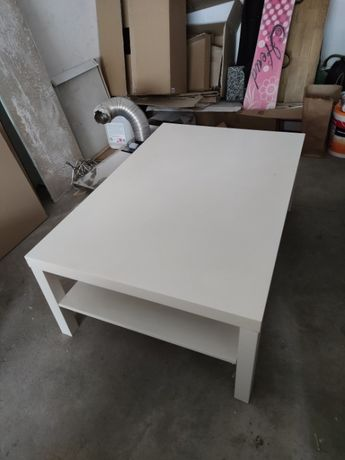 Stolik kawowy biały Ikea