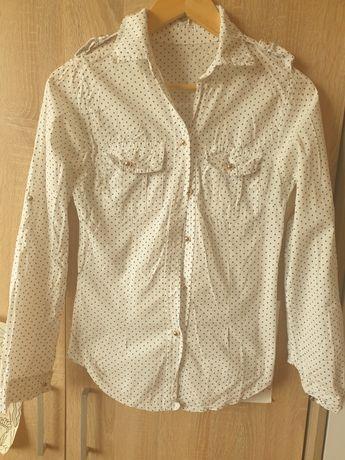 Koszula biała r m