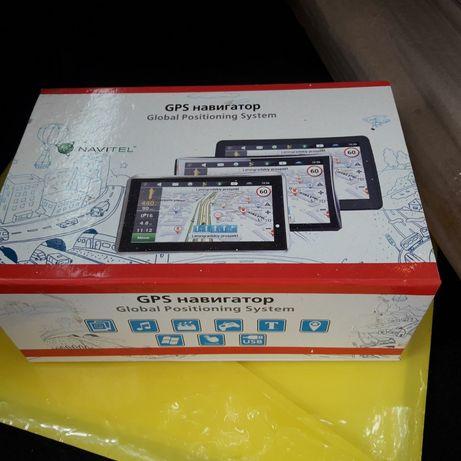 GPS навигатор б/у в хоршее состояние